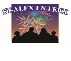 logo ST-ALEX EN FEUX